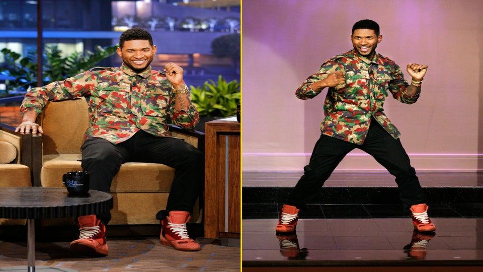 Usher to Receive ASCAP Golden Note Award