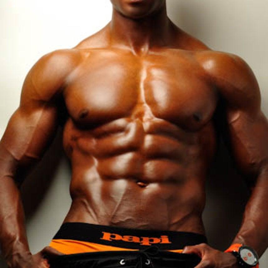 Eye Candy: Military Officer and Fitness Model Allen Elliott