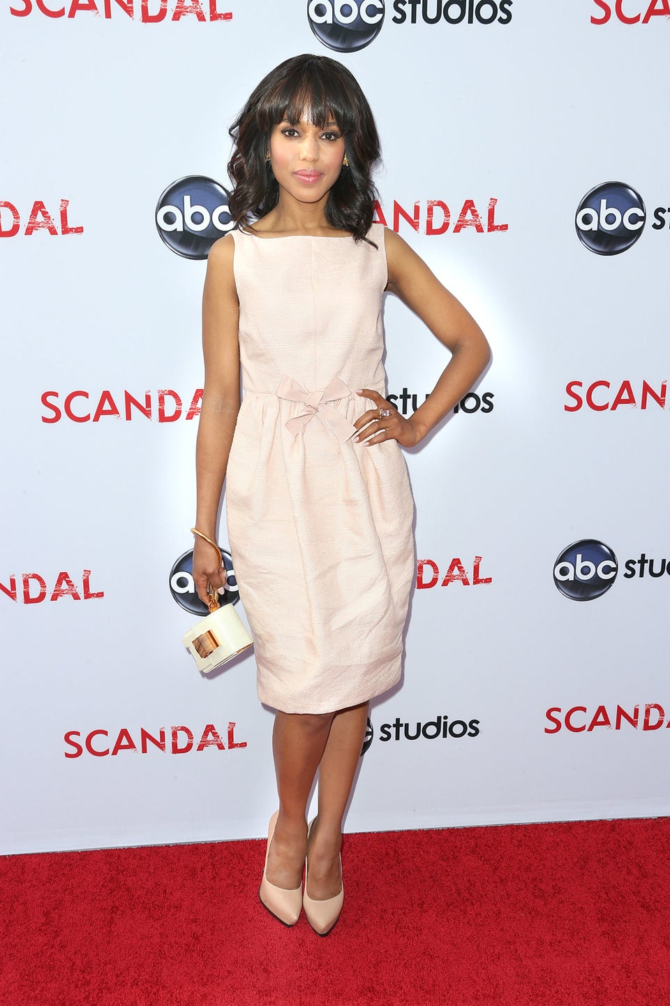 Kerry Washington Received Death Threats for Supporting Obama