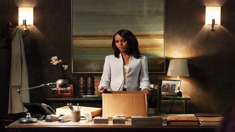 'Scandal' Poll: Who Should Play Olivia Pope's Mom?
