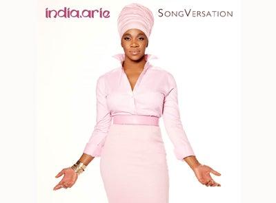 EXCLUSIVE: India Arie Reveals New 'SongVersation' Album Cover