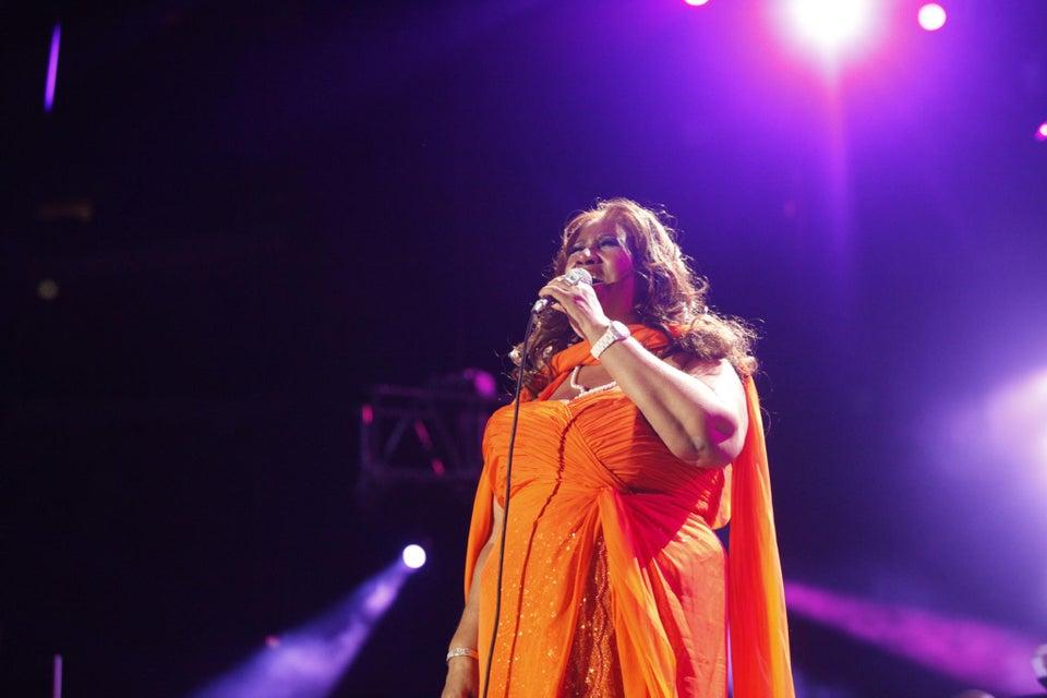 Happy Birthday to Essence Festival Power Award Winner, Aretha Franklin