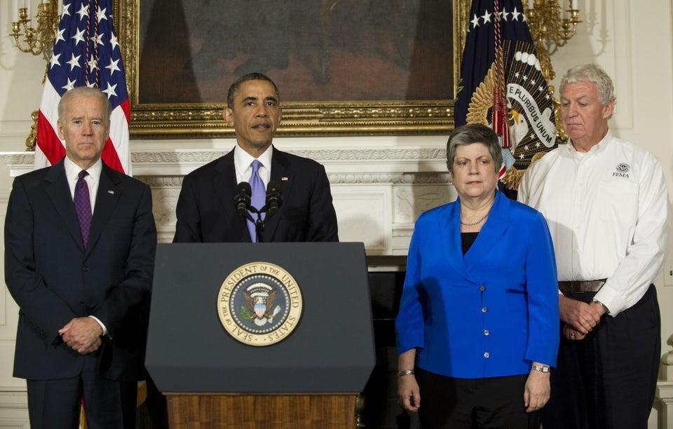 President Obama Vows to Help After Oklahoma Tornados