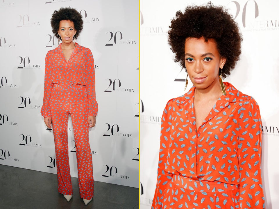 Solange Knowles: 'Motherhood is a Balancing Act'