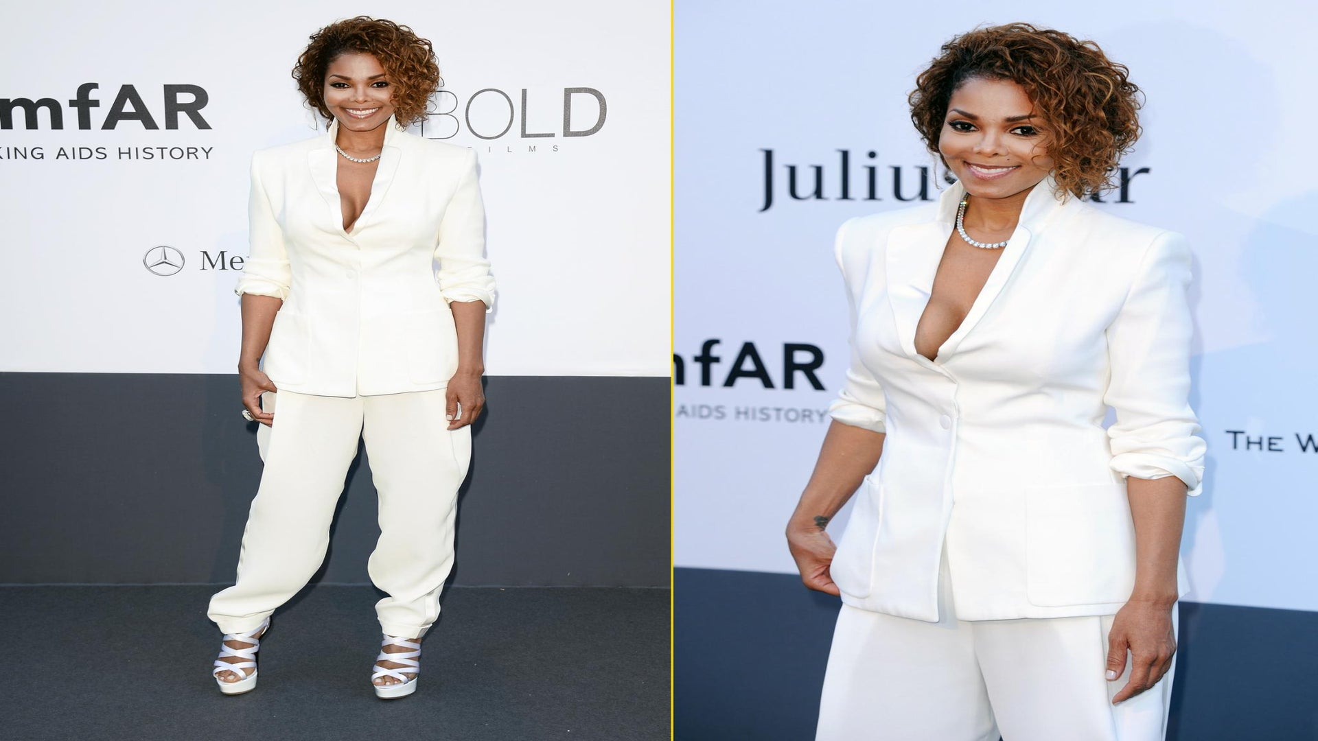 Janet Jackson Accompanies Katherine to MJ Wrongful Death Trial