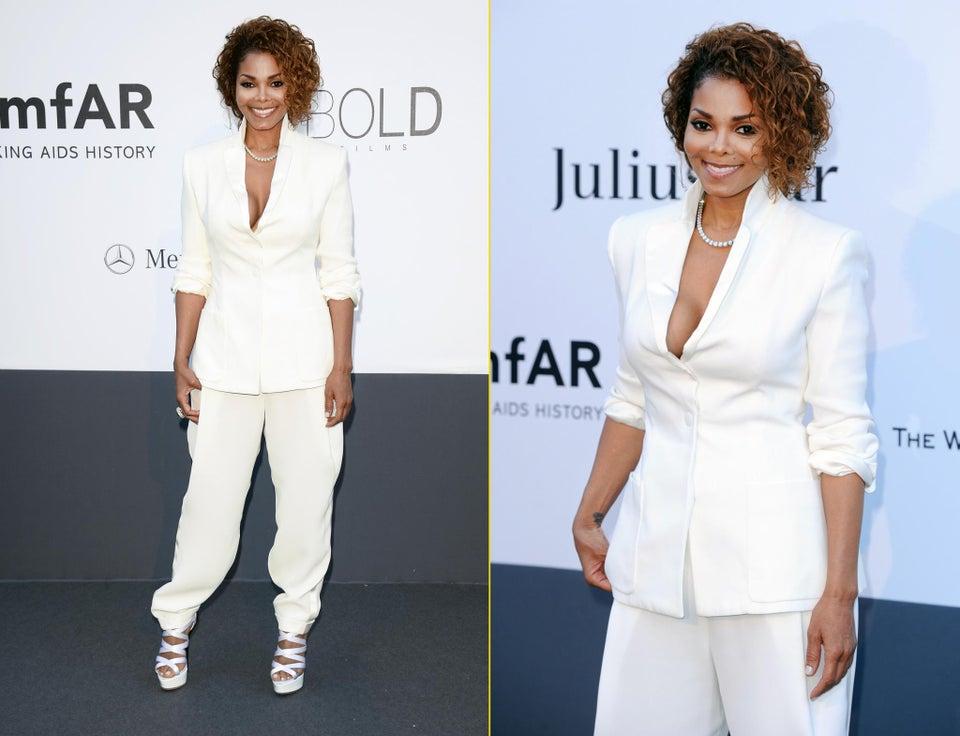 Janet Jackson Accompanies Katherine to MJ Wrongful Death Trial