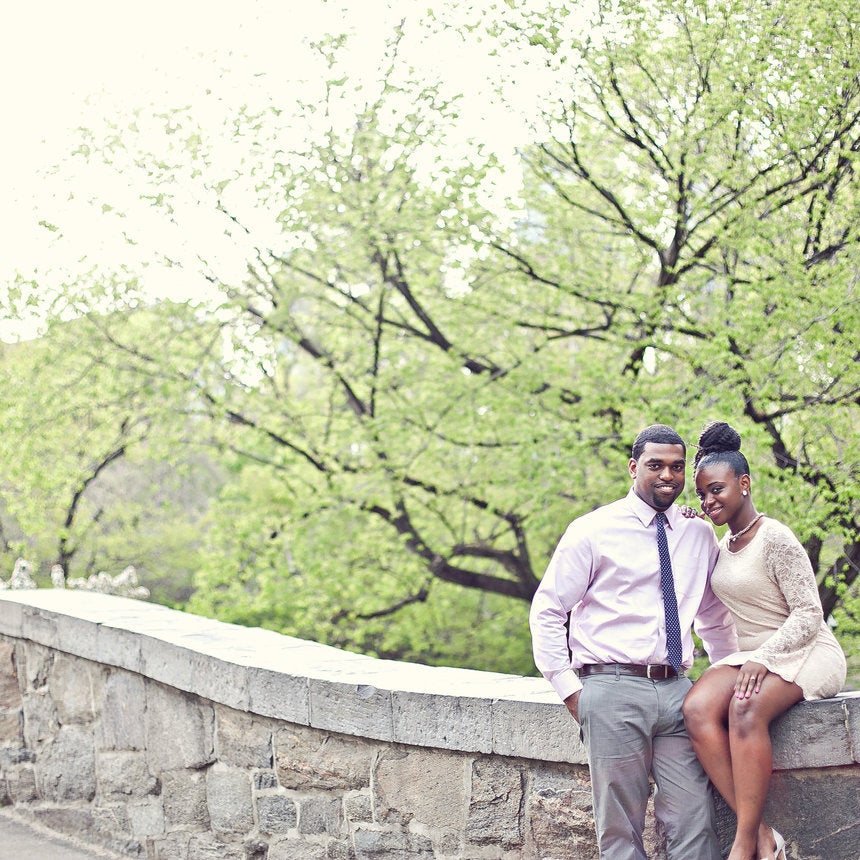 Just Engaged: Marissa and Zach