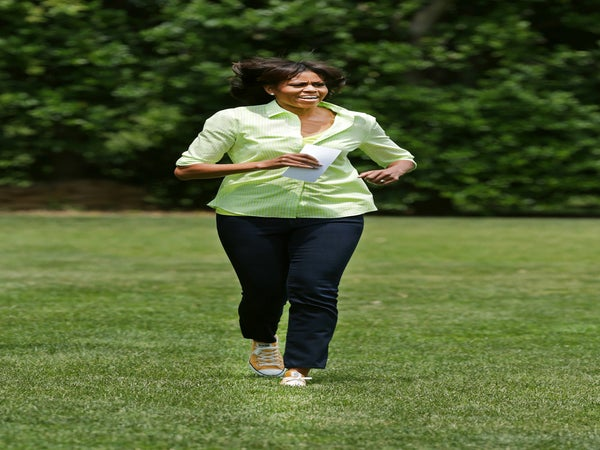 Michelle Obama's Daily Diary: 2.6.13
