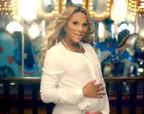 Must-See: Check Out Tamar Braxton's New Video 'The One'
