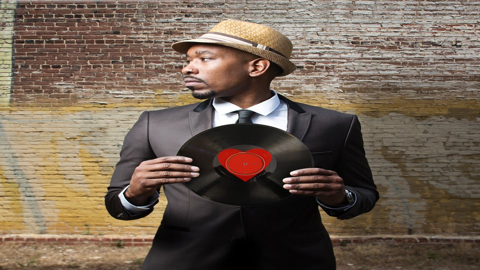 Anthony David Dishes on Latest Album & Working with India Arie