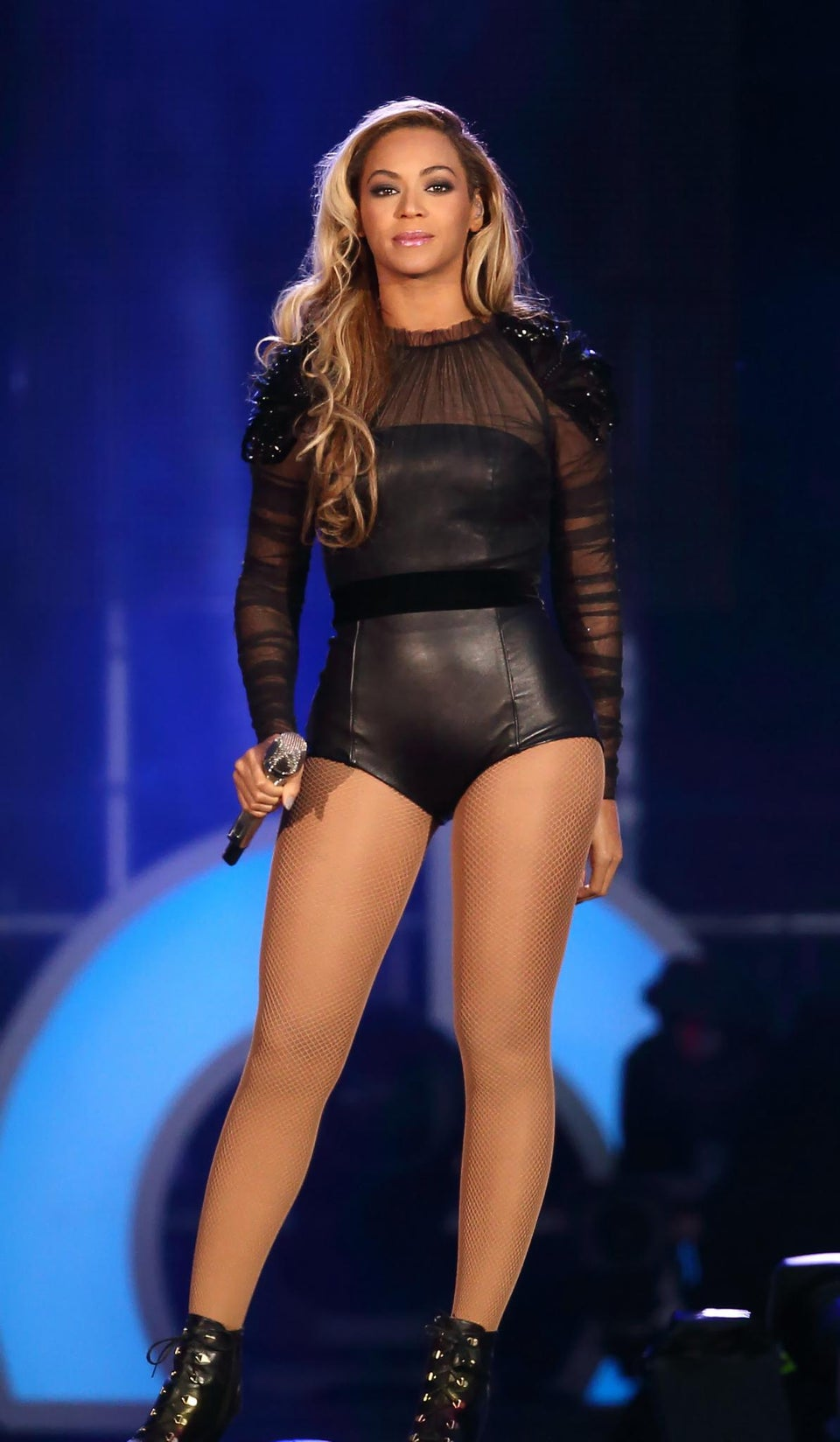 """Beyoncé, Mary J. Blige and More """"Chime for Change"""""""