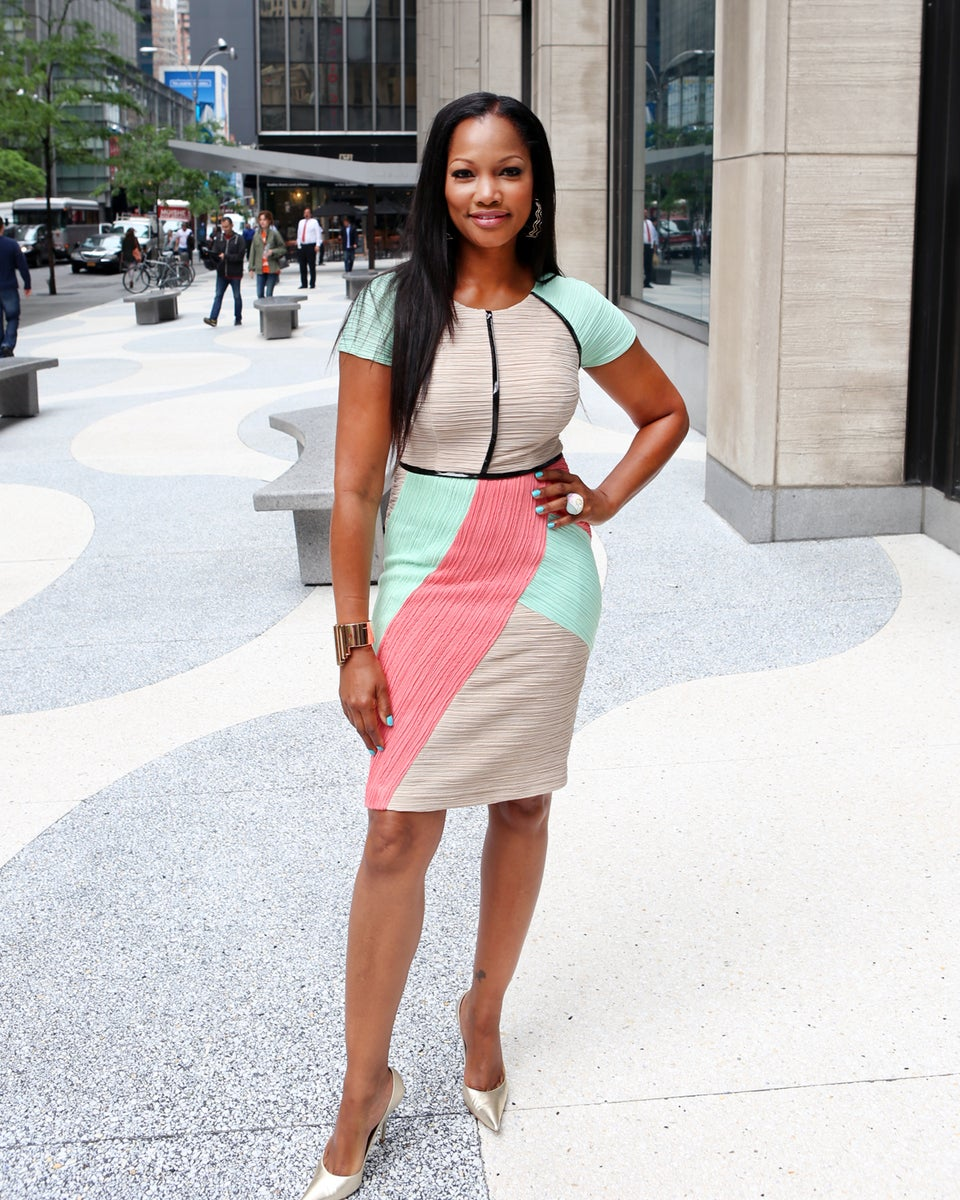 EXCLUSIVE: Garcelle Beauvais Shares Halle Berry Baby Gift
