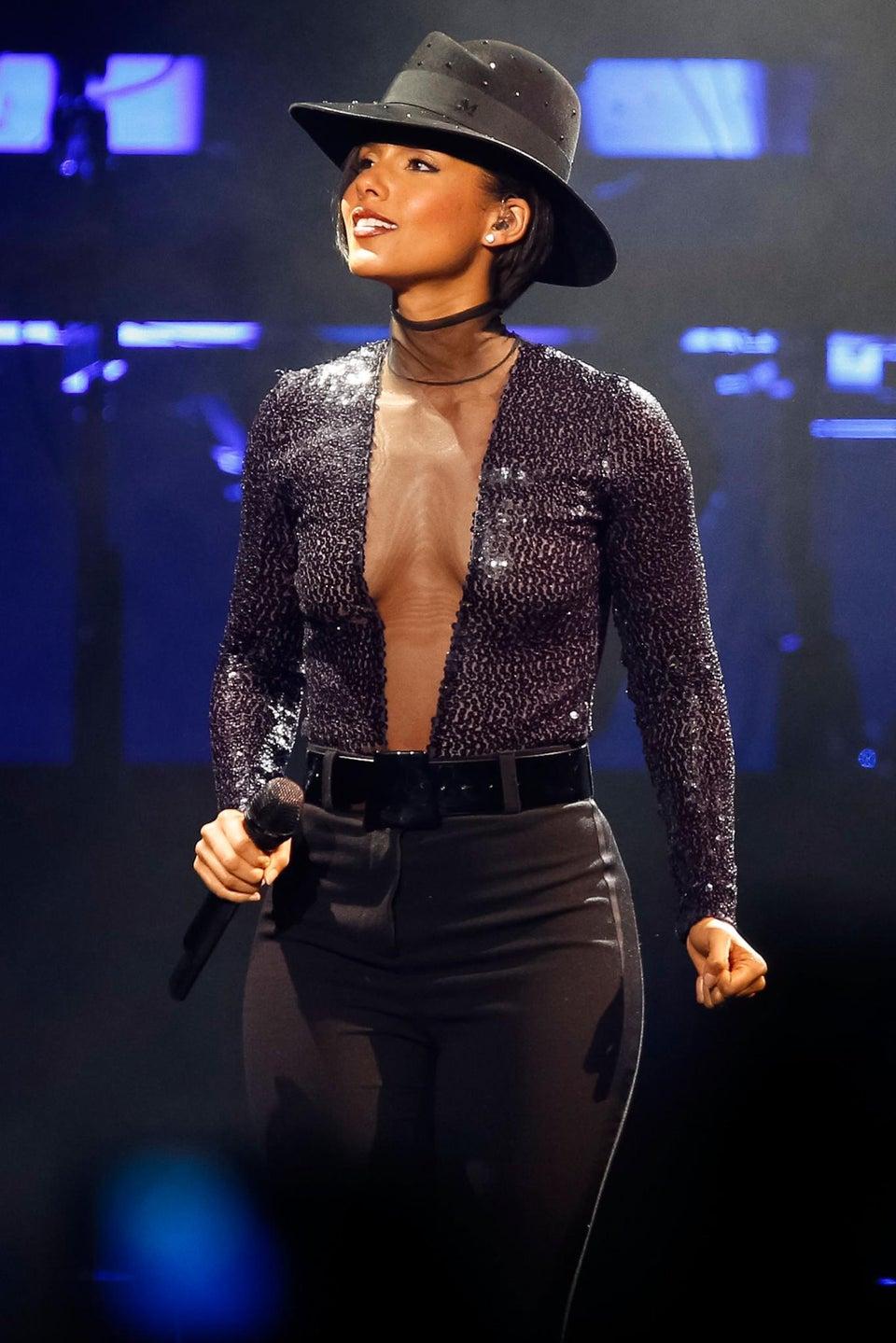 Alicia Keys Keeps Israel Concert Plans Despite Protests