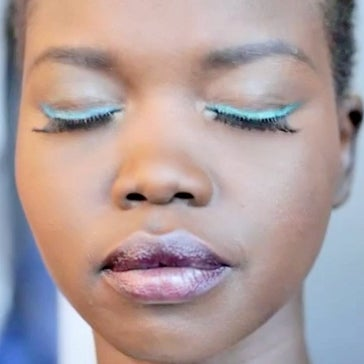 Beauty How-To: Create a Bright Summer Eye Makeup Look