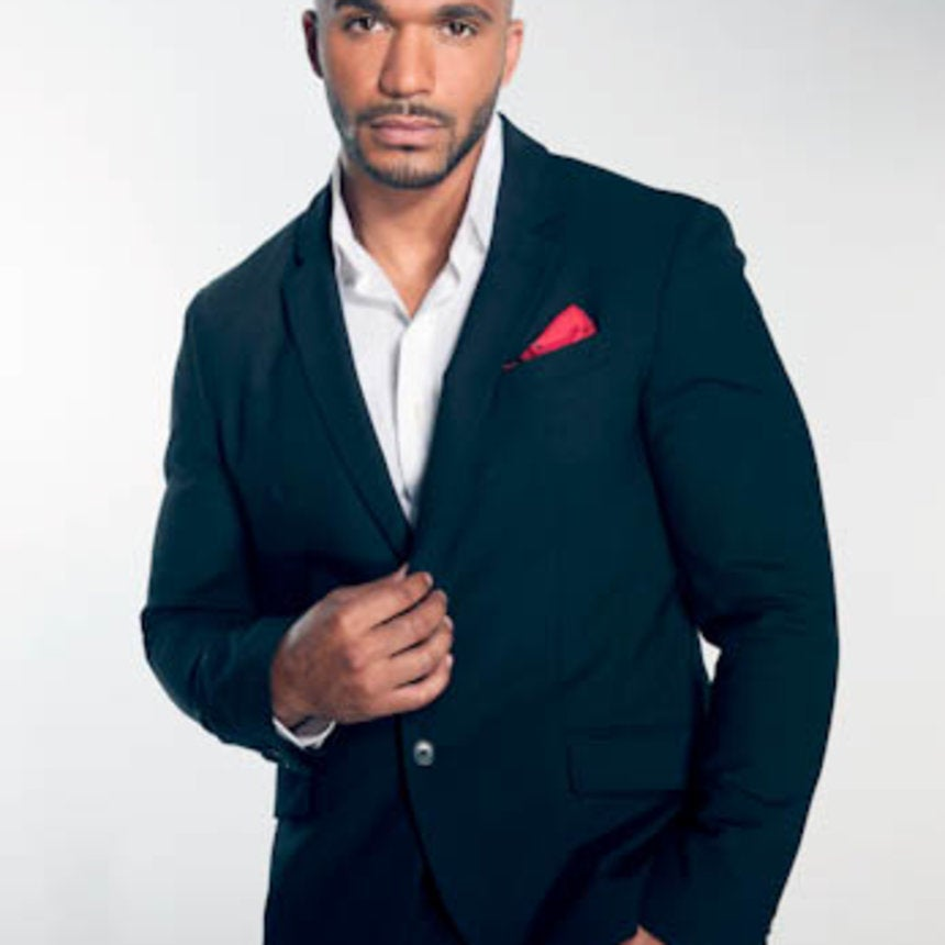 Eye Candy: 'The Have and the Have Nots' Star Tyler Lepley