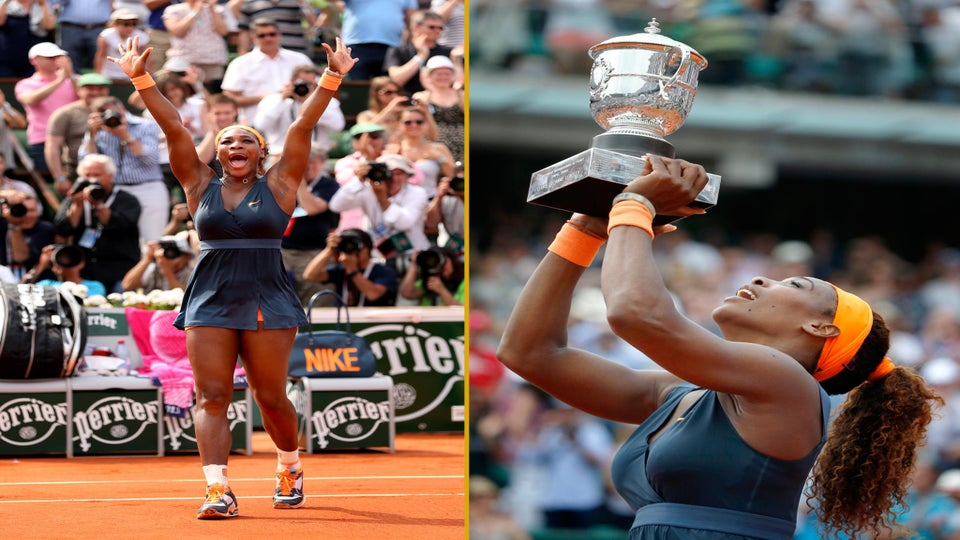 Serena Williams Reclaims French Open Title