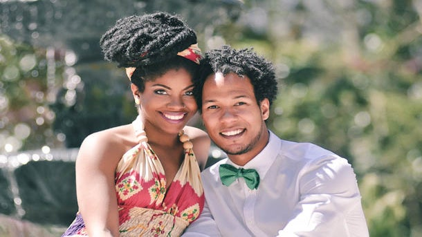 Just Engaged: Joy and Caique