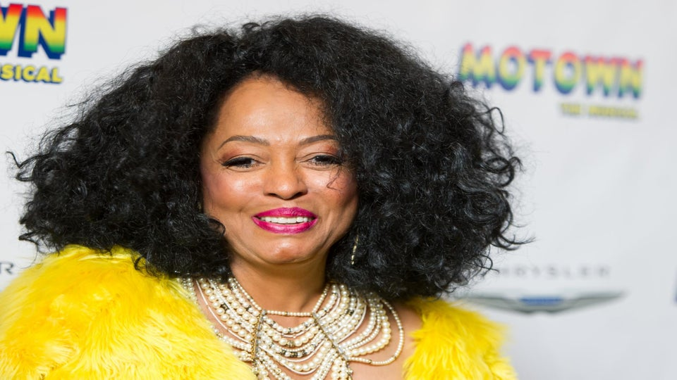 Diana Ross 'Extremely Concerned' Over Paris Jackson, Report