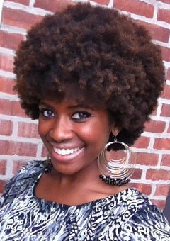 Is It Okay for Strangers to Touch Your Natural Hair?