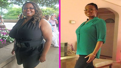 I Lost 110 Pounds: Lindsay Harrington's Weight Loss Story