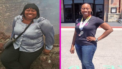I Lost 90 Pounds: Rasheeda James' Weight Loss Story