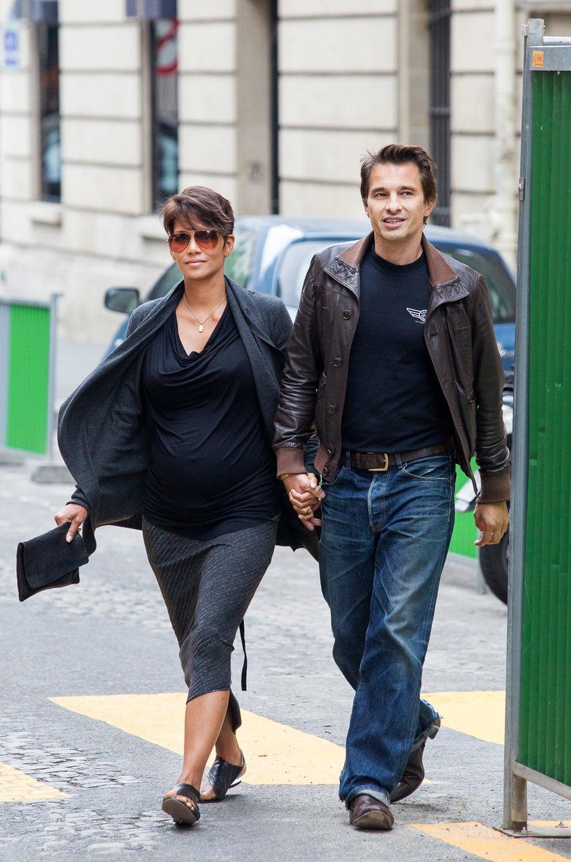 Olivier Martinez Confirms Halle Berry's Having a Boy