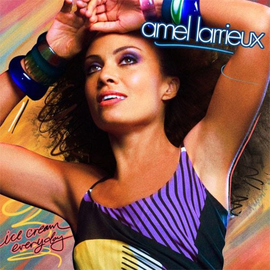 EXCLUSIVE: Amel Larrieux on Making a Comeback with New Album