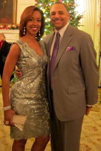 Making It Work: Ed Gordon and Wife Leslie Talk Blended Family Bliss & Getting Past Your Differences