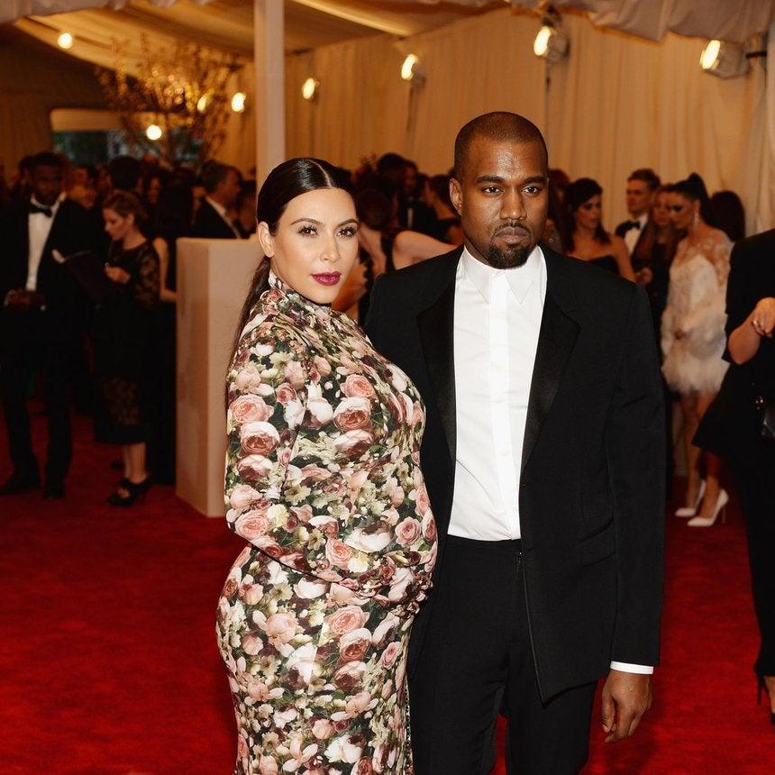 Kim Kardashian and Kanye West Welcome a Baby Girl