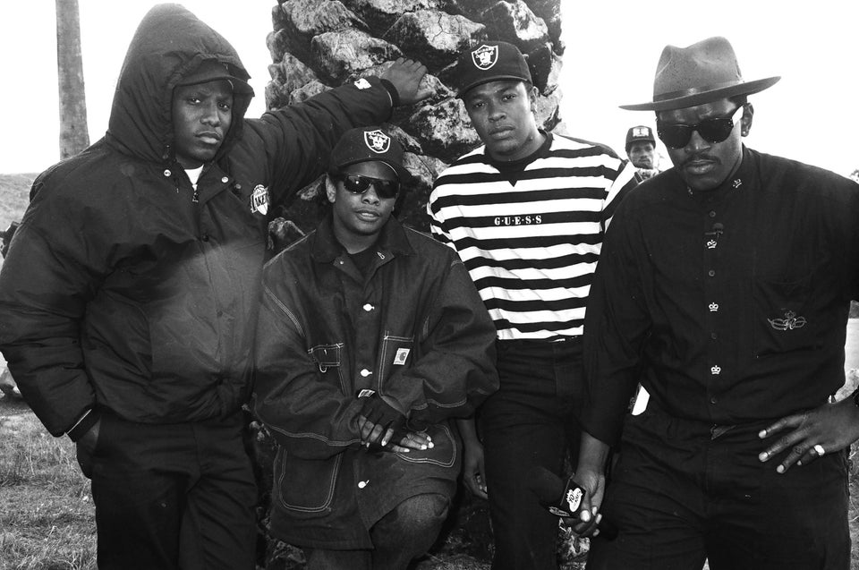 Kendrick Lamar Will Induct NWA Into Rock And Roll Hall of Fame