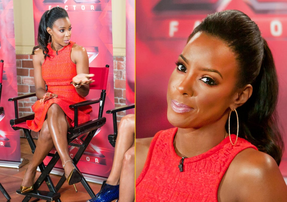 EXCLUSIVE: 7 Things You Didn't Know About Kelly Rowland