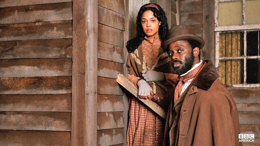 EXCLUSIVE: 'Copper' Stars Ato Essandoh and Tessa Thompson Talk Season 2, Facing Tough Times