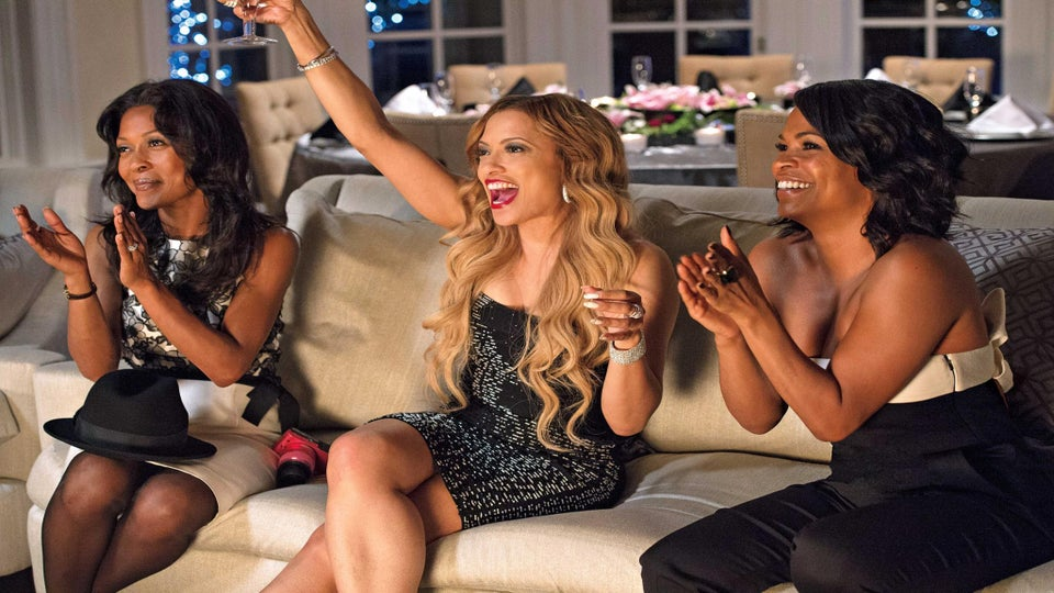 EXCLUSIVE: See This Photo From 'The Best Man Holiday'