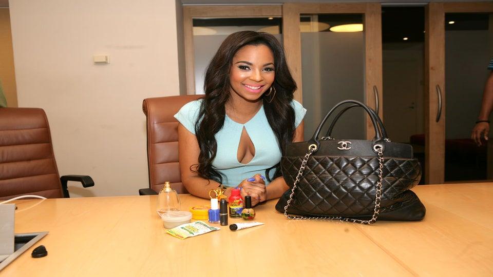 Celeb Beauty: What's In Ashanti's Makeup Bag?