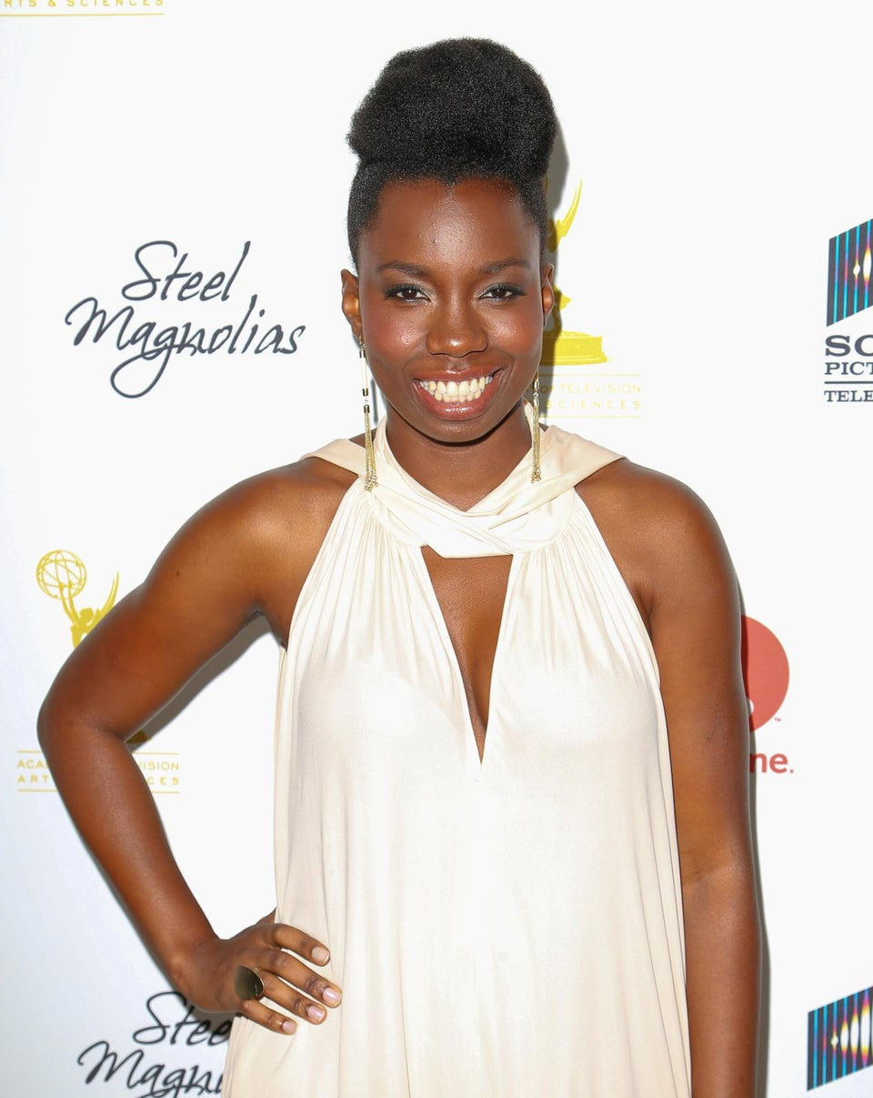 Ask the Experts: Adepero Oduye's Natural Hair Secrets