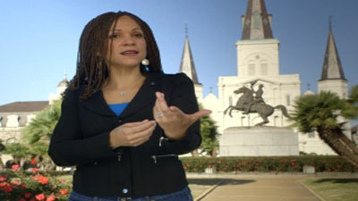 Melissa Harris-Perry: 'Broadcasting Live from the City I Love, New Orleans'