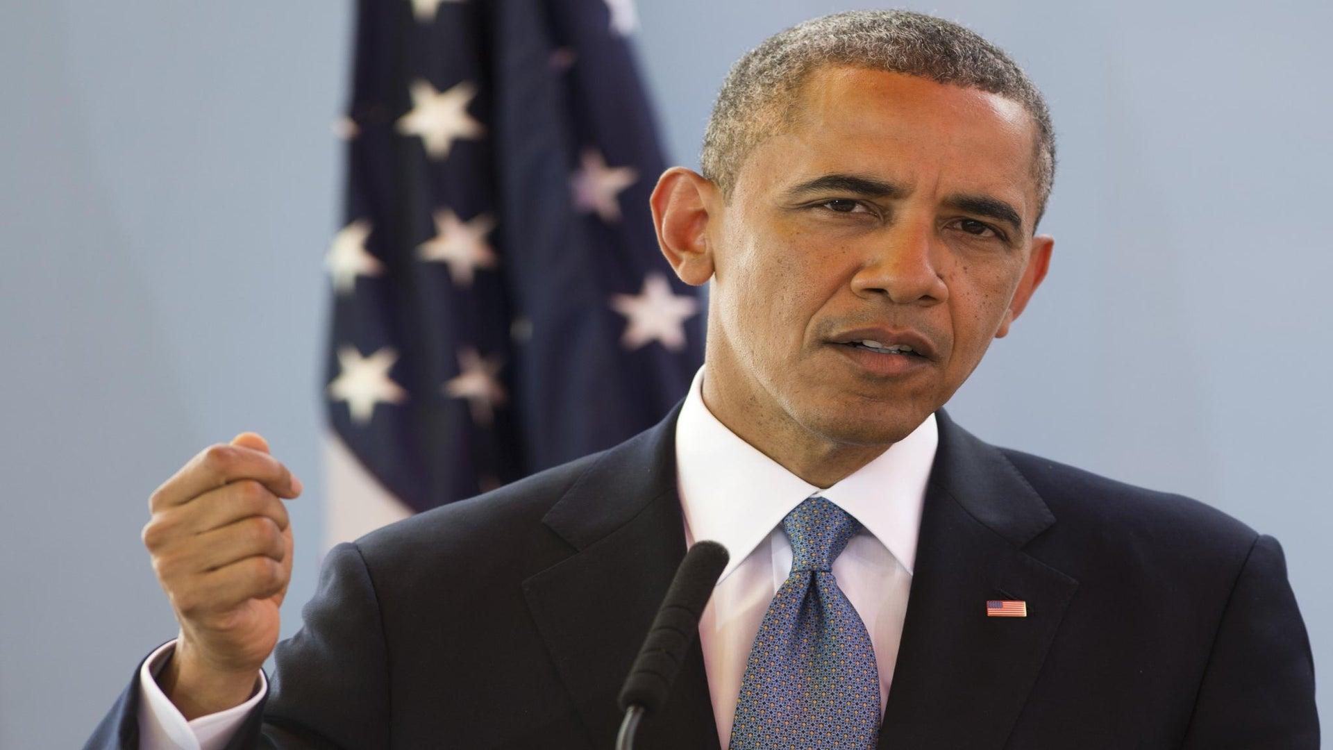 President Obama Addresses Navy Yard Shootings
