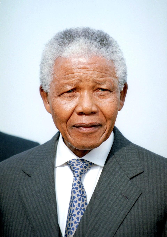 Nelson Mandela Passes Away At 95