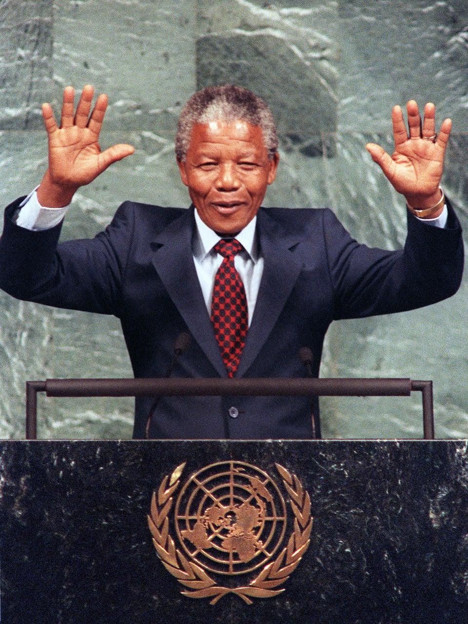 Video Memorial: Remembering Nelson Mandela