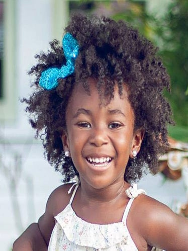 Must-See: The Cutest Natural Hair Tutorial Ever!