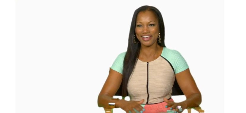 Coffee Talk Video: Garcelle Beauvais on Reuniting with Jamie Foxx in 'White House Down'