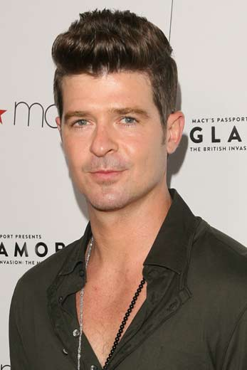 Coffee Talk: Robin Thicke Files Lawsuit Against Marvin Gaye's Family