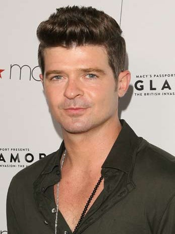 Marvin Gaye's Family Refused Robin Thicke's Six-Figure Offer