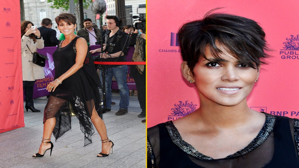 Halle Berry Urges Support for Paparazzi Bill