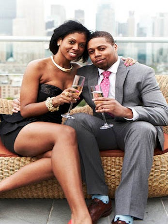 Just Engaged: LaShawn and Cedric