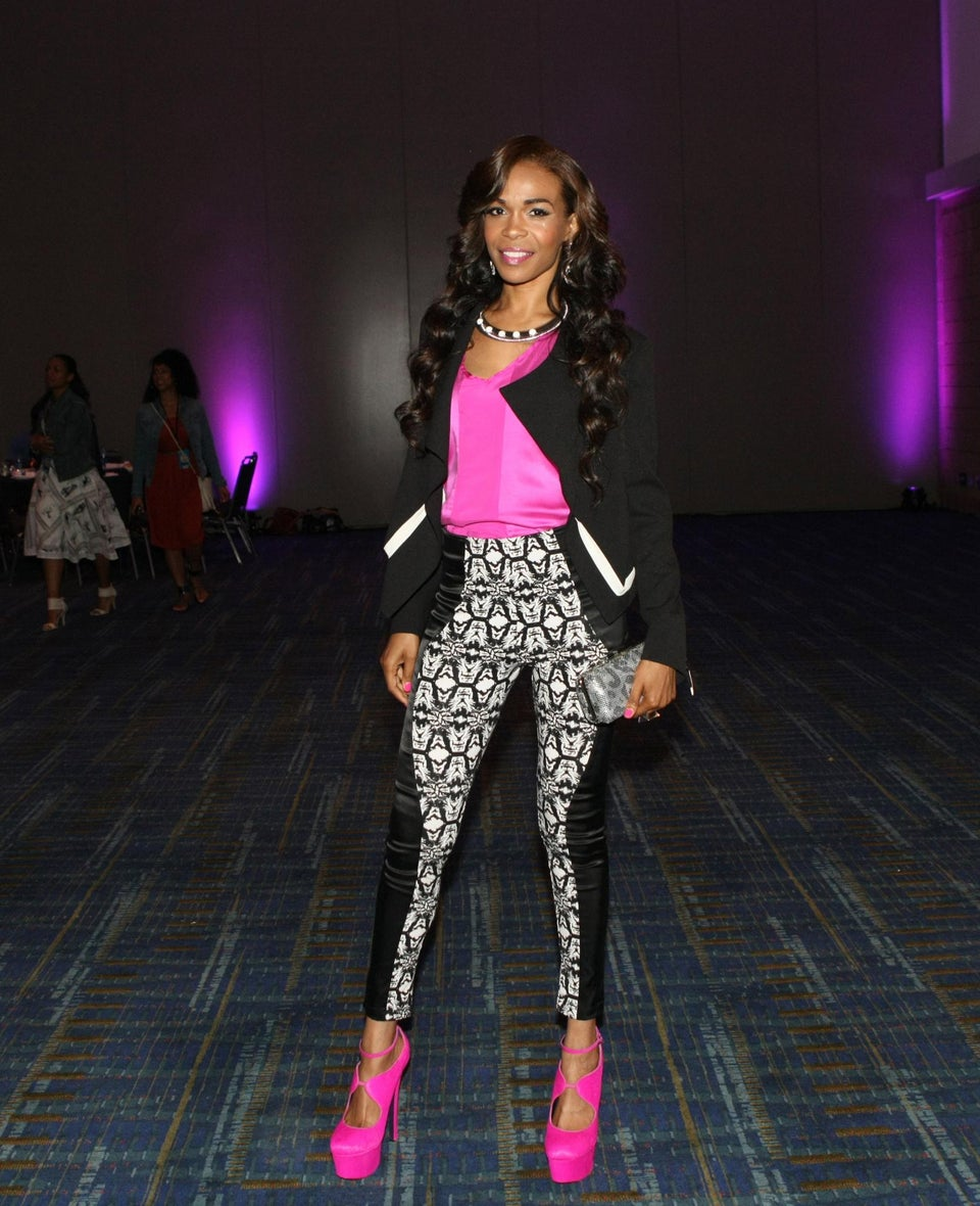 ESSENCE Festival: Michelle Williams on New Music, Reconnecting with Beyonce and Kelly Rowland