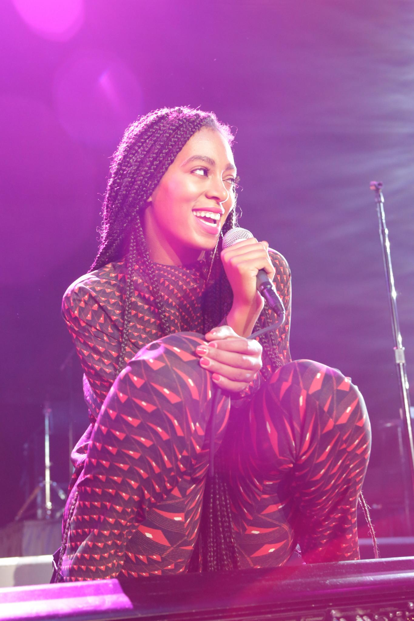 ESSENCE Festival: Watch Solange Knowles' Superdome Performance