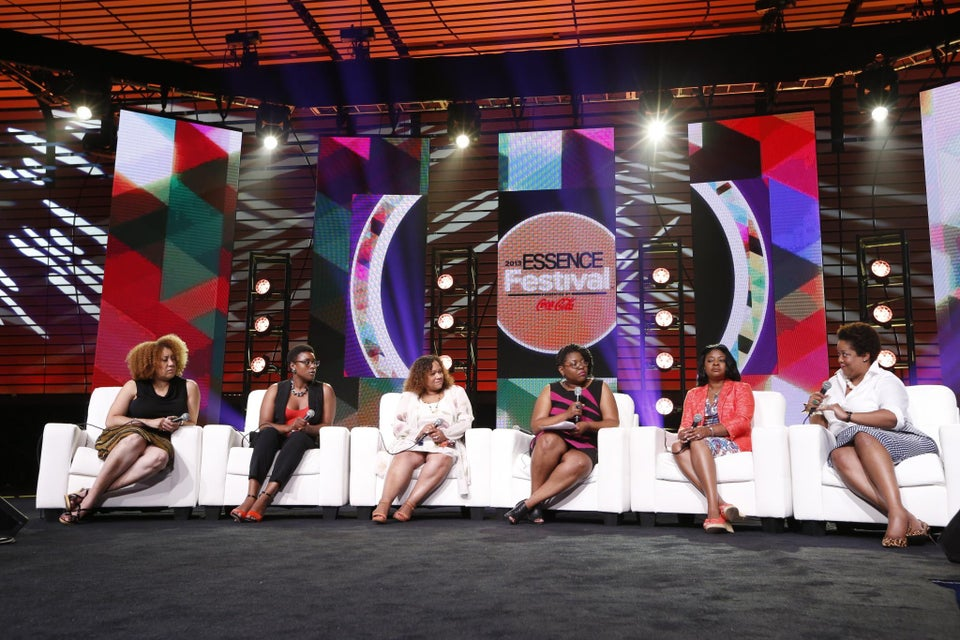 Career Pointers from Day 2 of ESSENCE Fest
