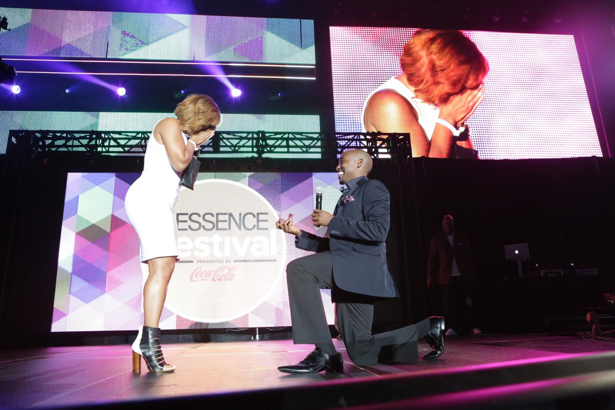 Will Packer Proposes Live at the 2013 ESSENCE Festival