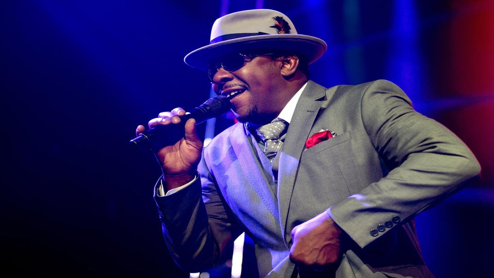 Bobby Brown Quits 'New Edition' Tour